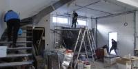 Výstavba hasičskej zbrojnice