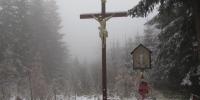 Vybudovanie kríža