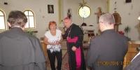 Návšteva biskupa