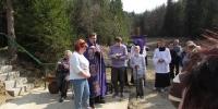 Posvätenie kríža na konečnej