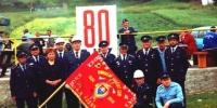 80. výročie DHZ
