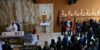 Sv. omša v Rudine na sv. Floriána